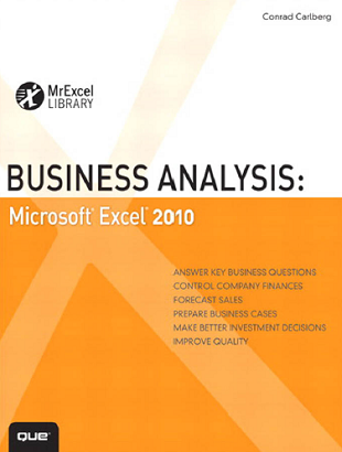 Excel Business Analysis