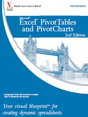 Excel Pivot Tables and Pivot Charts