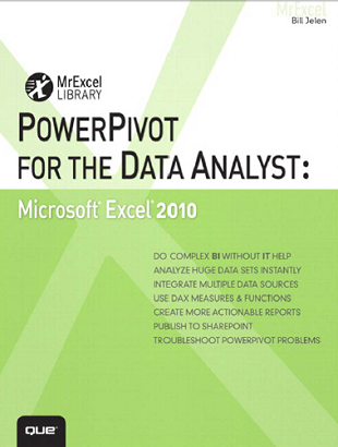 Power Pivot for the Data Analyst
