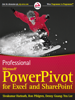 Power Pivot for Excel and SharePoint