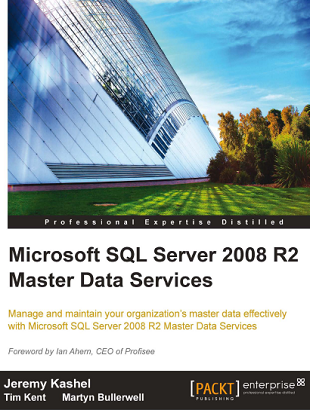 Microsoft SQL Server 2008 R2 Master Data Services
