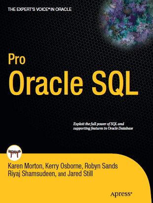 Pro Oracle SQL