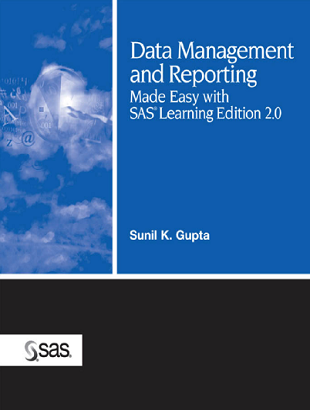 SAS Data Management and Reporting