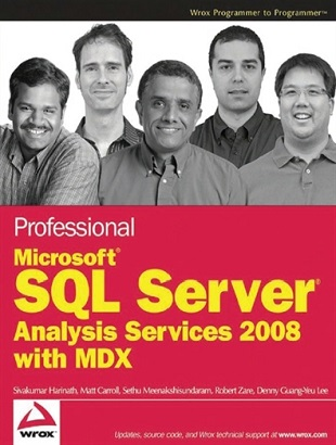 Microsoft SQL Server Analysis Services 2008 with MDX