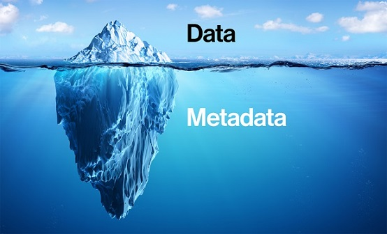Соотношение данных и метаданных